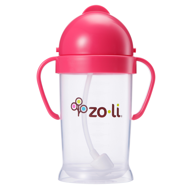 ZoLi BOT XL 9 oz Straw Sippy Cup
