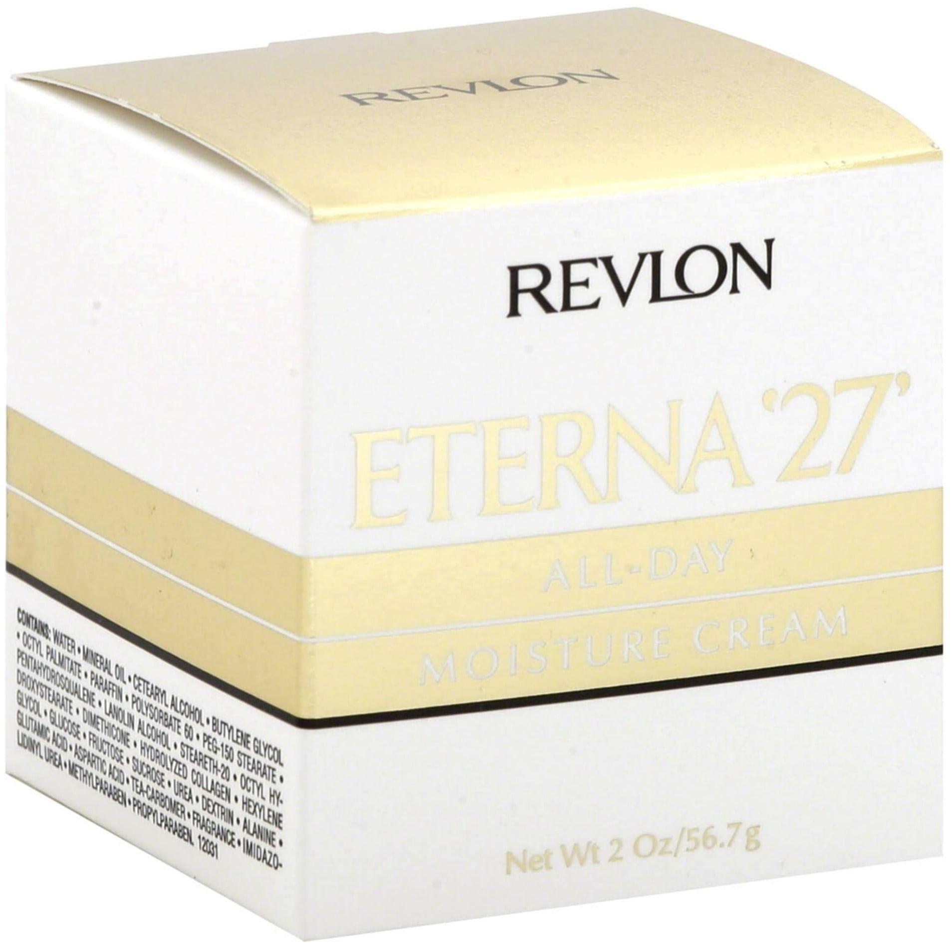 Revlon Eterna '27' All-Day Moisture Cream 2 oz (Pack of 6)
