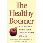 The Healthy Boomer - eBook