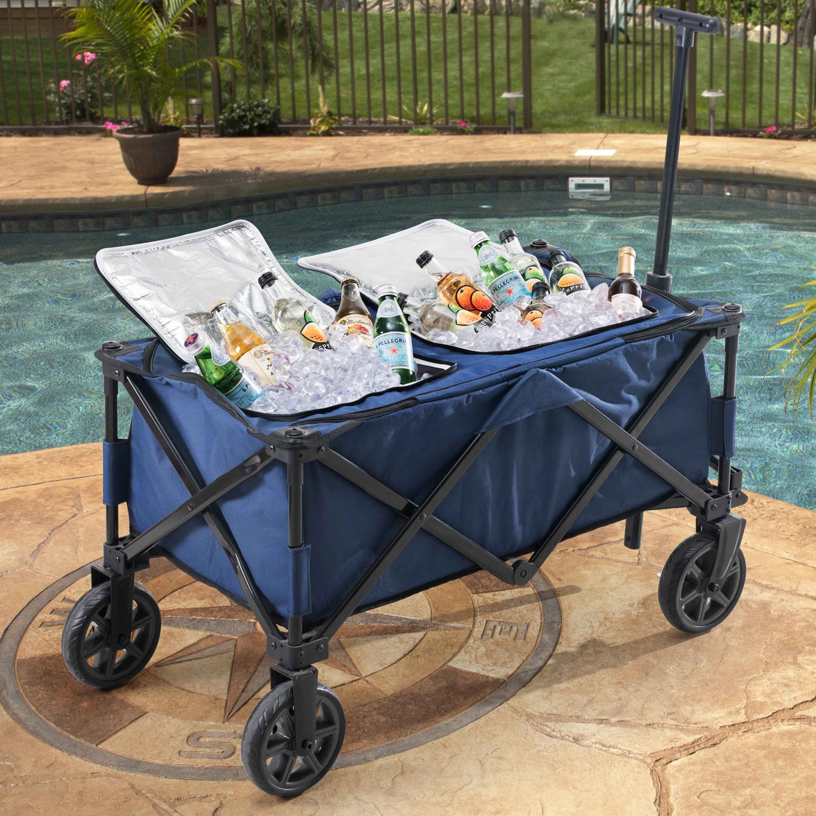 Sunjoy Cooler wagon