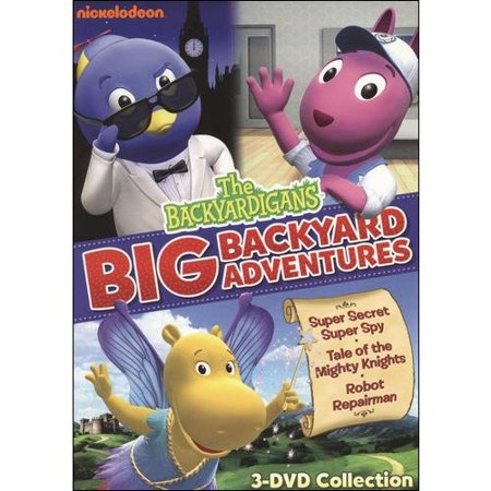 The Backyardigans: Big Backyard Adventure (Full Frame)