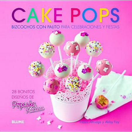 Cake pops : Bizcochos con palito para celebraciones y fiestas - Ideas Para Halloween Fiesta