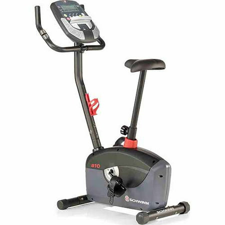 Schwinn A10 Upright Bike 2013 Black