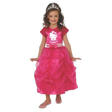 Hello Kitty Princess Dress Toddler Costume - Toddler