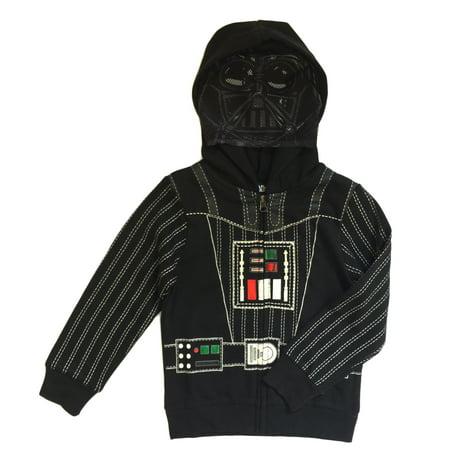 Star Wars Little Boys Darth Vader Character Hoodie](Darth Vader Hoodie)