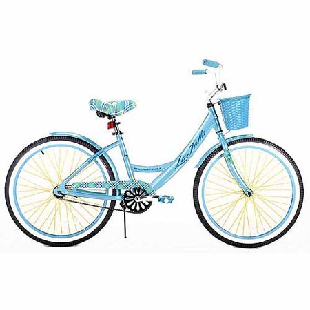 24  La Jolla Girls Cruiser Bike