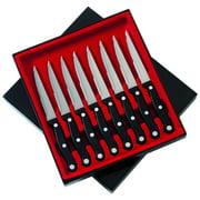 """Slitzer? 8pc 8-7/8"""" Steak Knife Set"""