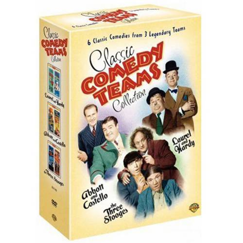 Classic Comedy Teams by