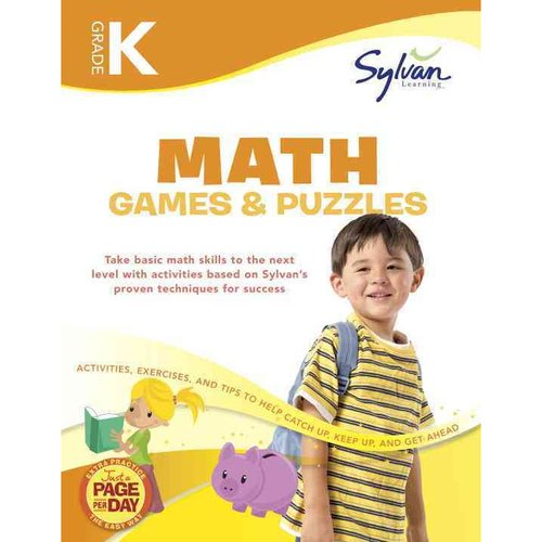 Kindergarten Math Games & Puzzles