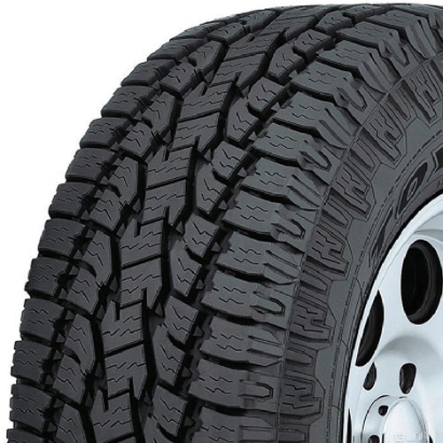 Toyo Open Country A T Ii Lt235 75r15 104 101s C Owl All Terrain Tire