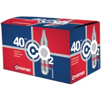 Crosman 12 Gram CO2 (40 Cartridges)