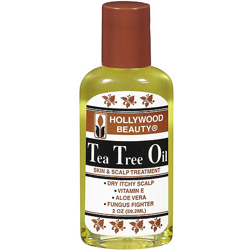 Hollywood Beauty Tea Tree Oil Skin and Scalp Treatment, 2 oz
