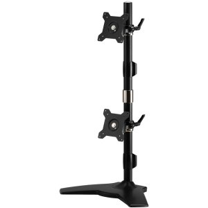 Amer Mounts AMR2SV Dual Monitor Vertical Stand