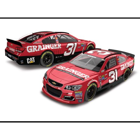 Lionel Racing Ryan Newman  31 Grainger 2017 Chevrolet Ss 1 64Th Scale Hard Top Official Diecast Of The Nascar Cup Series