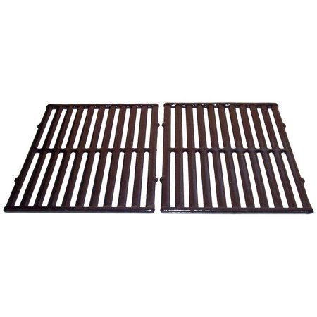 Porcelain Coated Cast Iron Rectangular Cooking Grid Set for Vermont Castings, -
