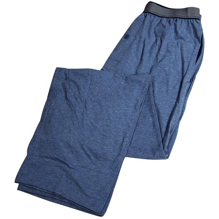 Hanes Men's Striped Band Cotton Jersey Knit Sleep Pant and Lounge Pant for Men - 30 Day Guarantee - FREE SHIPPING