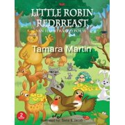 Little Robin Redbreast : An Illustrated Poem