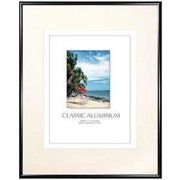 MCS INDUSTRIES 12492 12x18 GALLERY ALUMINUM BLACK PICTURE FRAME