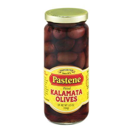 Pastene Pitted Kalamata Olives, 6.5 oz