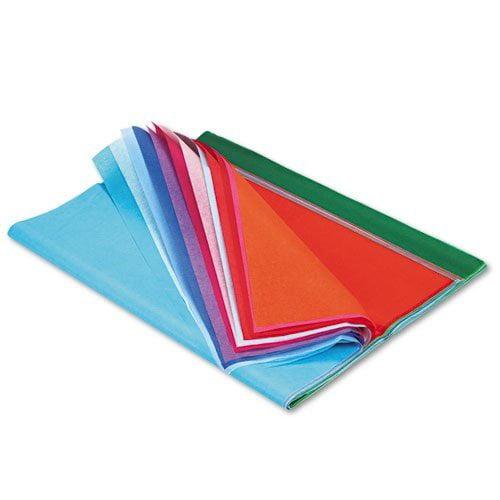 "Spectra Art Tissue, 100 Sheets, 20""x30"", 20 Assrt Colors (58516), Pacon? Spectra? Art Tissue. By Pacon,USA"