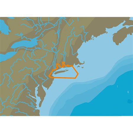 - C-MAP NT+ NA-C332 Block Island & Long Island - C-Card Format Block Island & Long Island - C-Card Format