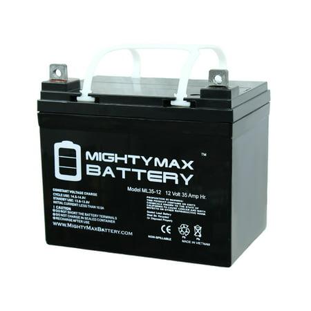 ML35-12 - 12V 35AH SLA Battery for Shepard Meyra Wheelchairs 3400