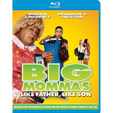 Big Mommas: Like Father, Like Son (Blu-ray) - Big Daddy Zombie