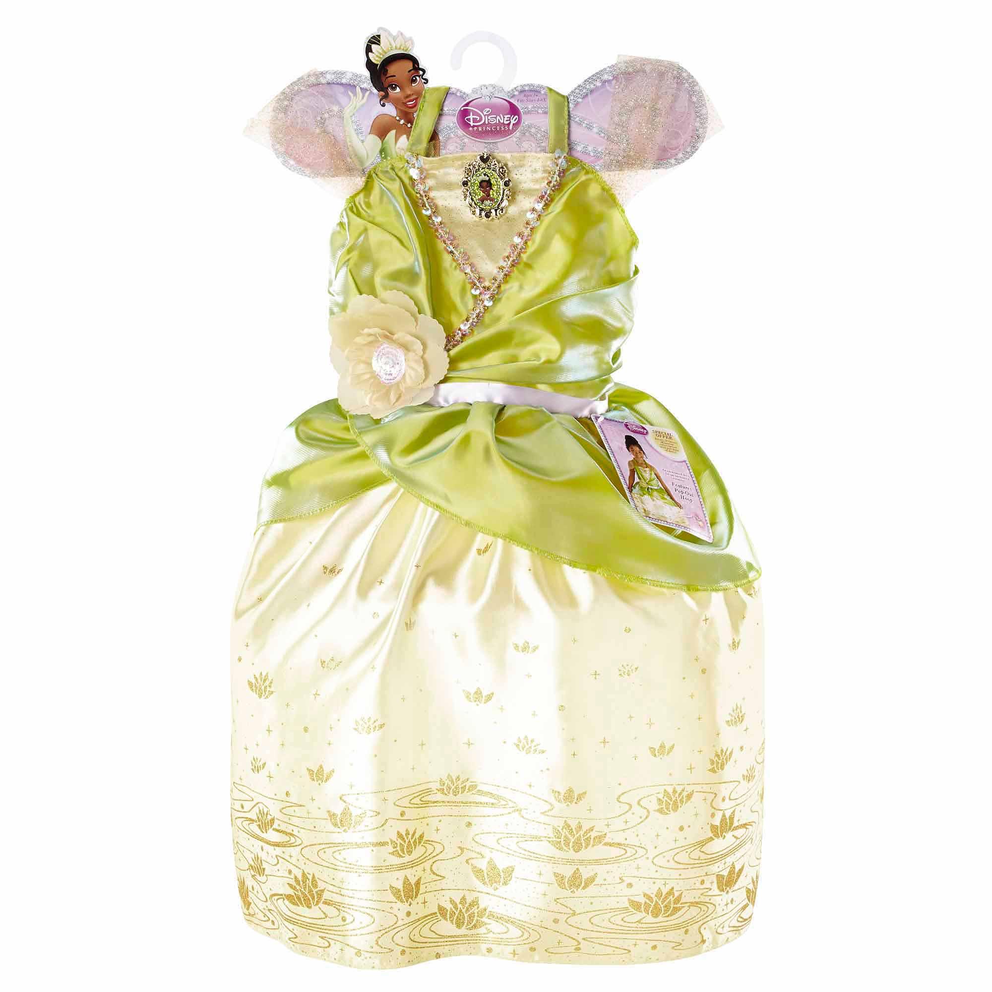 Disney Princess Enchanted Evening Dress, Tiana by