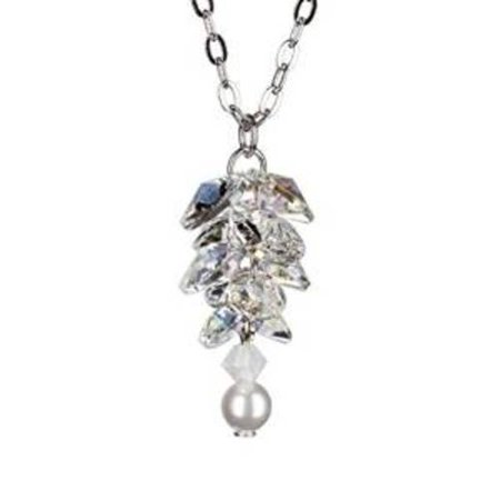 Woodstock Jewels Garden Reflections Swarovski Elements Necklace