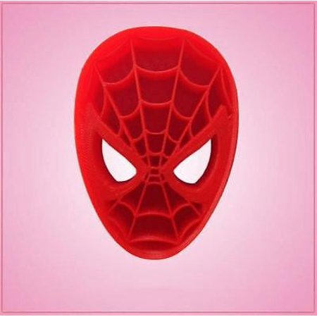 Detailed Spiderman Cookie Cutter