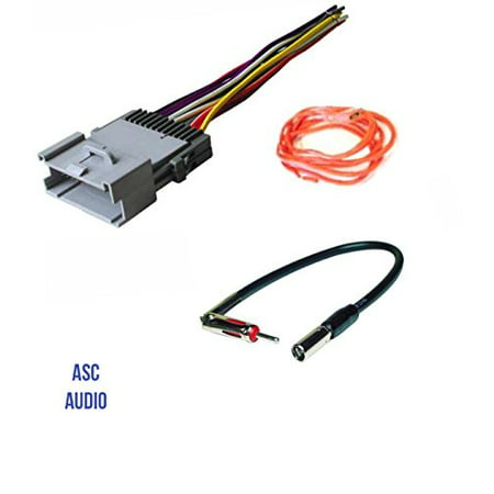 Tahoe Radio Wiring Harness - Wiring Diagrams List on