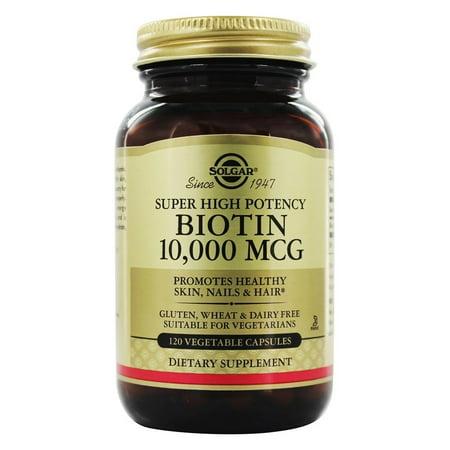 Solgar - Biotine Super High 10000