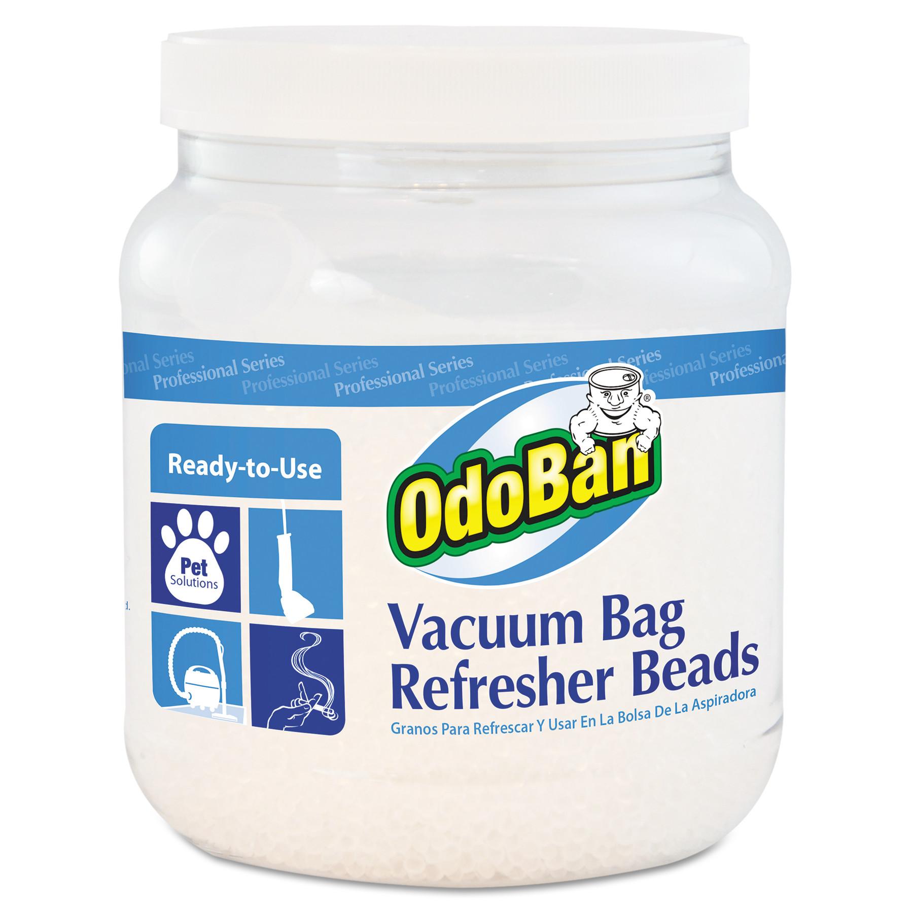 Clean Control OdoBan Vacuum Bag Refresher Beads, Fresh Sc...