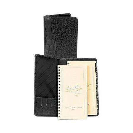 Croco Pocket - Scully Pocket Agenda Croco 5008