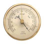 GENERAL ABAR300 Barometer, Analog, 940 to 1060 mBar