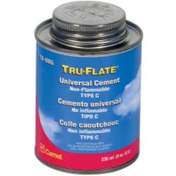 Tire Repair Cement - CEMENT UNIVERSAL 1/2 PINT F/ TIRE REPAIR