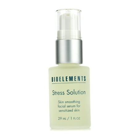 Bioelements   Stress Solution   Skin Smoothing Facial Serum  For All Skin Types    29Ml 1Oz