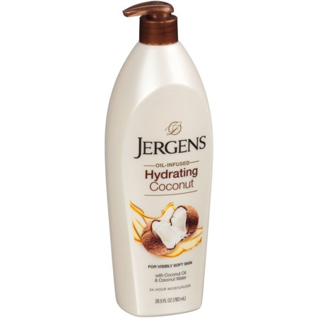 Jergens Hydrating Coconut Dry Skin Moisturizer 26.5 fl.