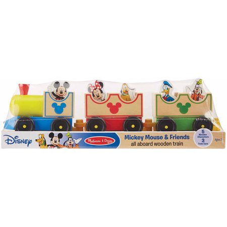 Melissa & Doug Disney Baby Disney Mickey Mouse and Friends All ...