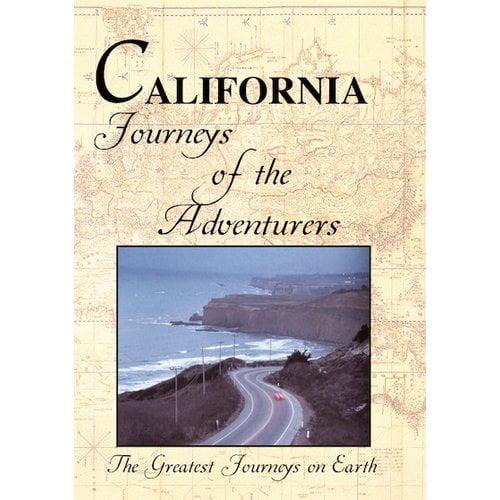 Greatest Journeys On Earth: California