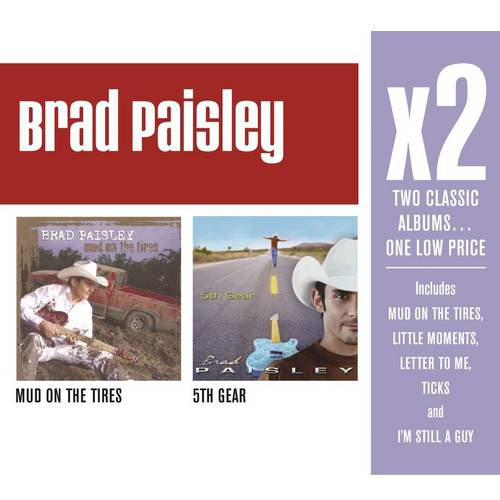 X2: Mud On The Tires/5th Gear (2CD)