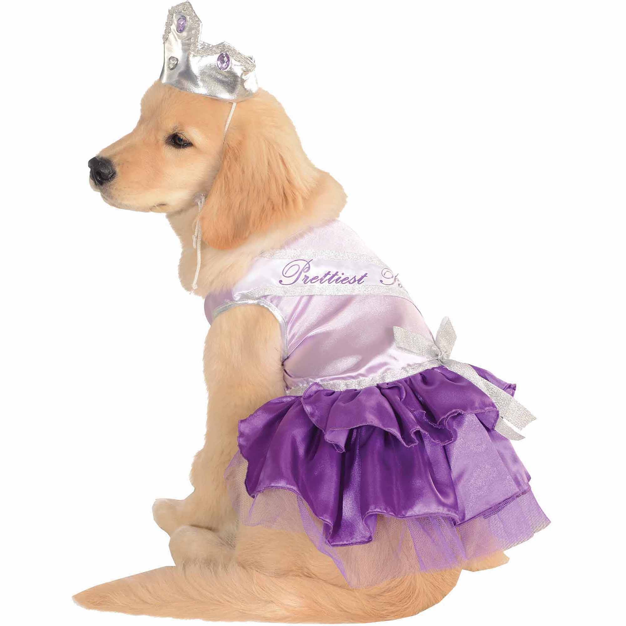 Prettiest Pooch Halloween Pet Costume (Multiple Sizes Available)