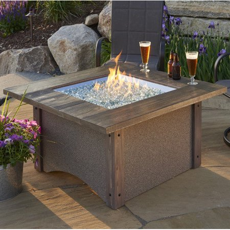 The Outdoor GreatRoom Company Pine Ridge Propane Fire Pit ...