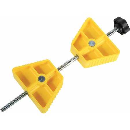 Camco RV Small Wheel Stop, Yellow