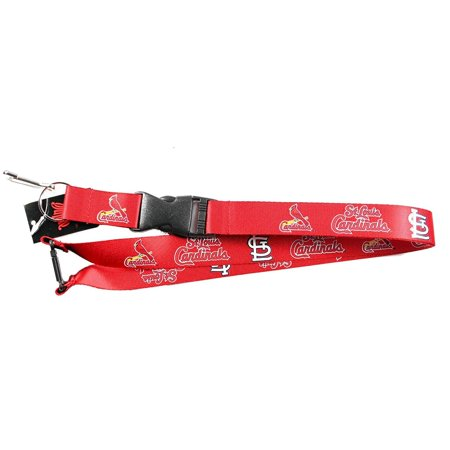 St Louis Cardinals Lanyard, Officially Licensed By aminco