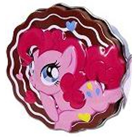My Little Pony Party Cupcake Candy Tin [Brown] (Brown Candy)