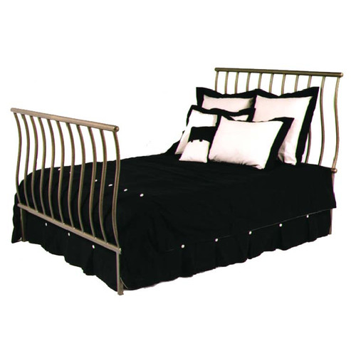 Grace Collection Sleigh Bed