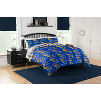 Kansas Jayhawks Queen Bed In Bag Set