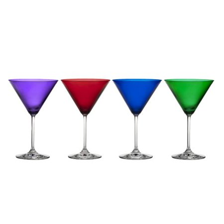 Marquis by Waterford Vintage Jewels Martini Glass, Set of 4