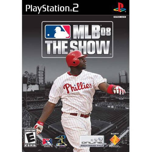 MLB 08 The Show  (PS2) - Pre-Owned